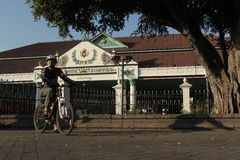 Kraton Kasultanan Yogyakarta Royalty Free Stock Image