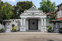 Kraton Palace of Yogyakarta, Indonesia Royalty Free Stock Photo