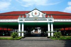 Kraton-Sultanspalast von Yogyakarta Lizenzfreie Stockfotografie
