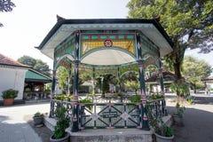 Kraton Yogyakarta Fotografia Stock Libera da Diritti