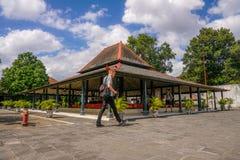 Kraton Yogyakarta foto de archivo libre de regalías