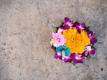 Kratong for Loy Kratong Festival in Thailand Stock Image