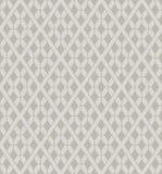 kratownicy deseniowych rhombuses bezszwowy wektor Obraz Royalty Free