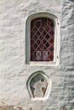 kratownicy okno zdjęcie stock
