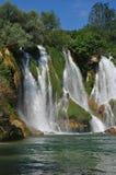 Kravice Falls in Ljubuski Croatia Stock Photos