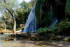 Kravice-Wasserfall in Bosnien und Herzegowina Lizenzfreies Stockbild