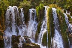 Kravice waterfall in Bosnia and Herzegovina Stock Photo