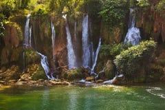 Kravice waterfall in Bosnia and Herzegovina Stock Photography