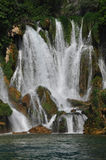 Kravice waterfalls Stock Images