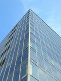Krawędź budynek biurowy Obrazy Stock