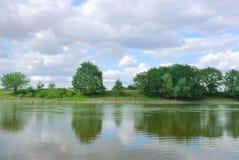 krawędź Loire Obrazy Royalty Free