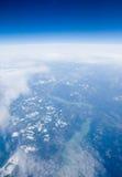 krawędzi kosmosu obraz royalty free