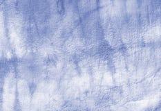 Krawat farbował wzór na bawełnianej tkaninie dla tła Fotografia Royalty Free