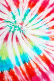 Krawat farbujący deseniowy abstrakcjonistyczny tło Zdjęcie Stock