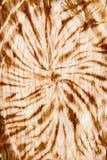 Krawat farbujący deseniowy abstrakcjonistyczny tło Fotografia Stock