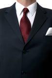 krawat koszulowa tułowia Fotografia Royalty Free