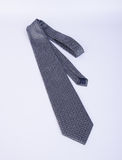 krawat lub szyja krawat na tle Obraz Stock
