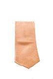 Krawat na białym tle Zdjęcie Stock