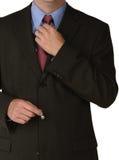 krawat naprawić Obraz Royalty Free