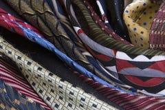 krawat roll Zdjęcie Royalty Free