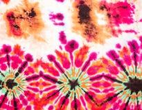 Krawata barwidła wzoru abstrakta tło Obrazy Royalty Free