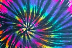 Krawata barwidła Abstrakcjonistyczna sztuka Zdjęcie Stock