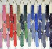 Krawata stojak Zdjęcia Stock