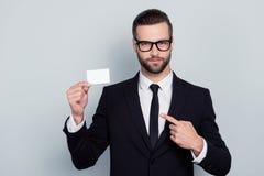 Krawata tux koszula wybiera wyborowego prawnika finansisty pomocy pojęcie Portr zdjęcia stock