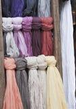 Krawatten Lizenzfreies Stockbild