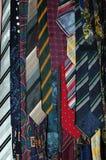 Krawatten Lizenzfreie Stockfotos