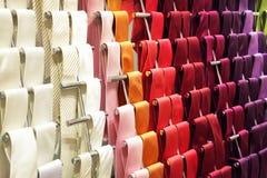Krawatten Lizenzfreies Stockfoto