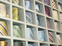 krawaty Obraz Royalty Free