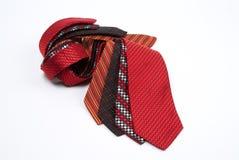 krawaty Obrazy Royalty Free