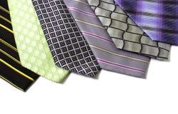 krawaty Zdjęcie Stock