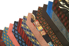 krawaty Obraz Stock