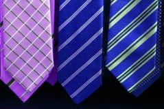 krawaty Obrazy Stock