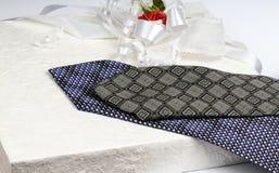 krawaty dwa Fotografia Royalty Free