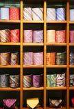 krawaty ekskluzywni Fotografia Stock
