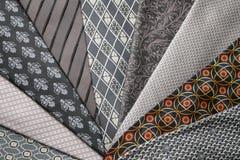 krawaty jedwab, Zdjęcia Royalty Free