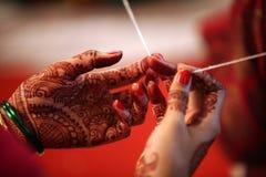 Krawaty małżeństwo fotografia stock