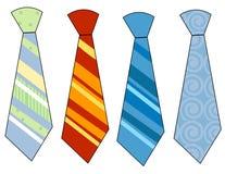 krawaty szyi Obrazy Stock