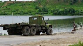 KrAZ-255 Stock Afbeelding