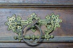 Kreślarz i kędziorek z kluczem obraz royalty free