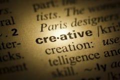 Kreativ stockbild