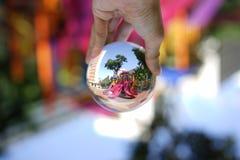 Kreative Ansicht von Singapur-Spielplatz Lizenzfreie Stockbilder