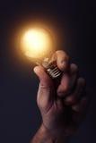 Kreative Energie und Energie von neuen Ideen Stockbilder