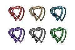 Kreative Herzen Stockbilder
