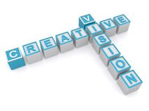 Kreative Vision Lizenzfreie Stockfotografie