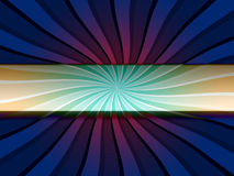 Kreativer abstrakter Hintergrund lizenzfreie abbildung