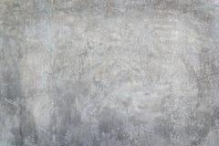 Kreativer Hintergrund - graue Schmutztapete mit Raum für Ihr Design Lizenzfreie Stockfotos